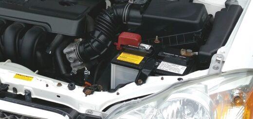 Akumulatori za auto - montiranje