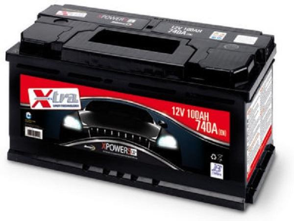 Akumulatori za auto Xtra